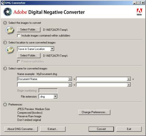 nef converter download